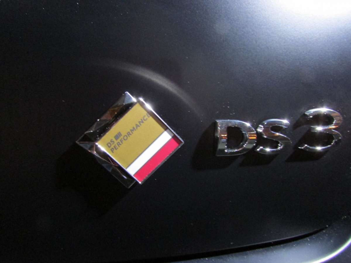 Logo DS 3 Performance