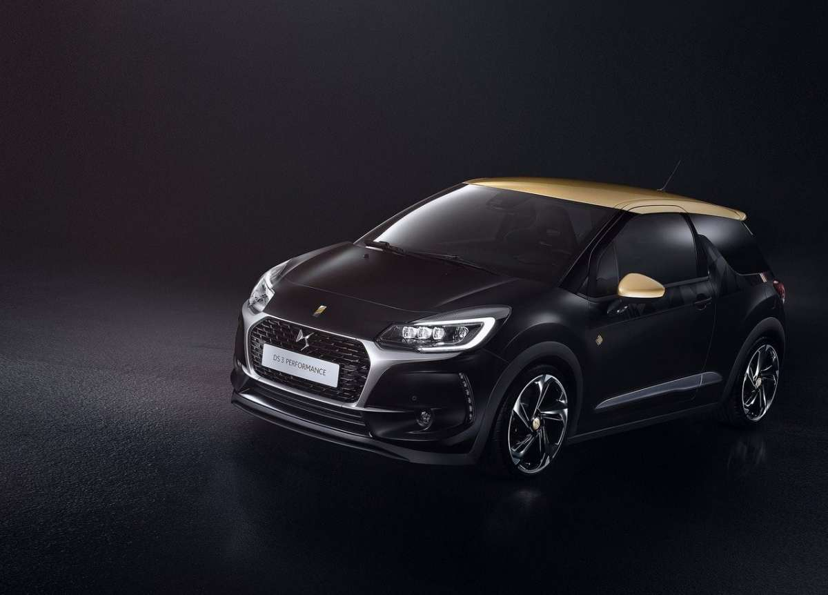 Nuova DS 3 Performance