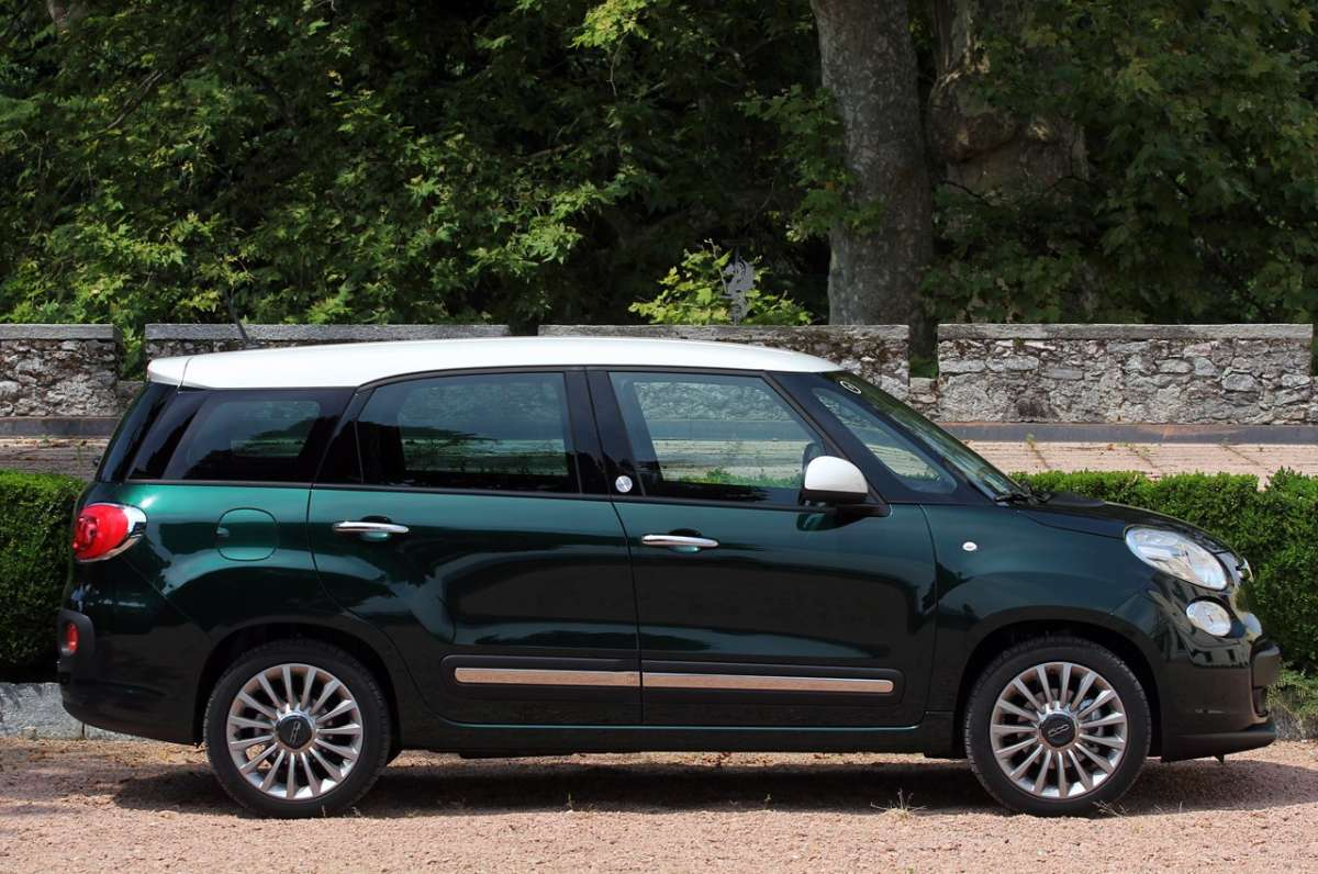 Fiat 500L Living Natural Power