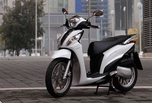 Kymco People One 125i avanti