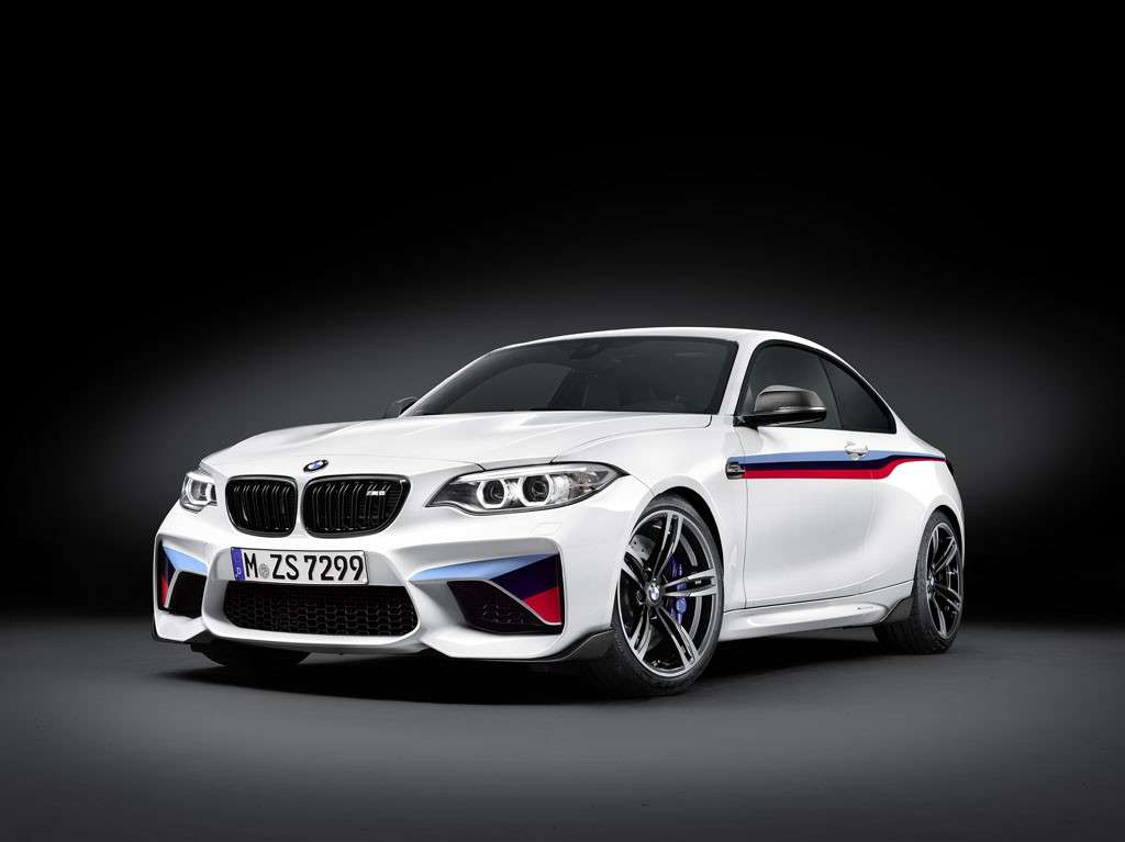 BMW M2 Coupé più cattiva con M Performance