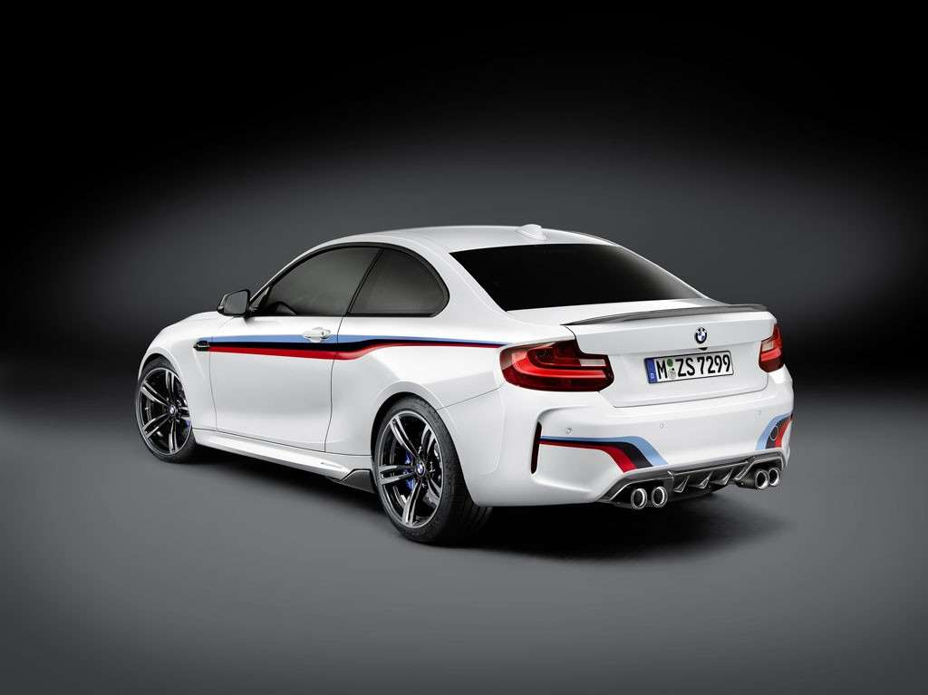 BMW M2 Coupé M Performance design
