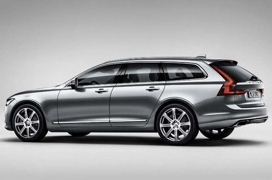 Volvo V90 station wagon