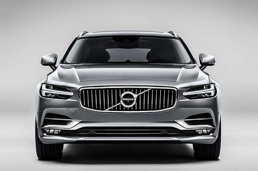Dimensioni di Volvo V90 station wagon