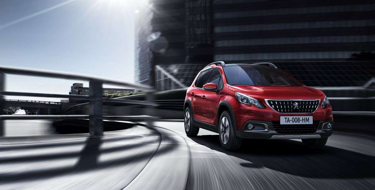 Peugeot 2008 restyling 2016, come cambia
