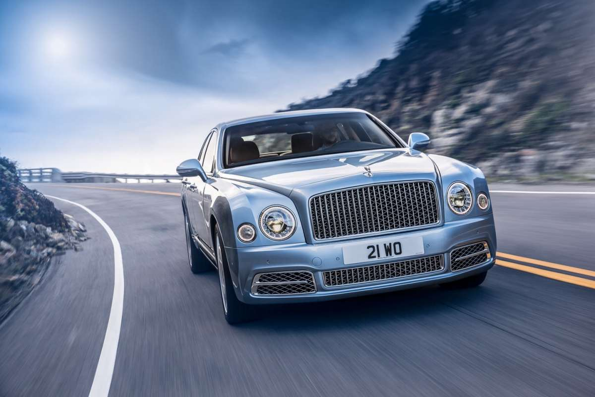 Bentley Mulsanne 2016 nuovo muso