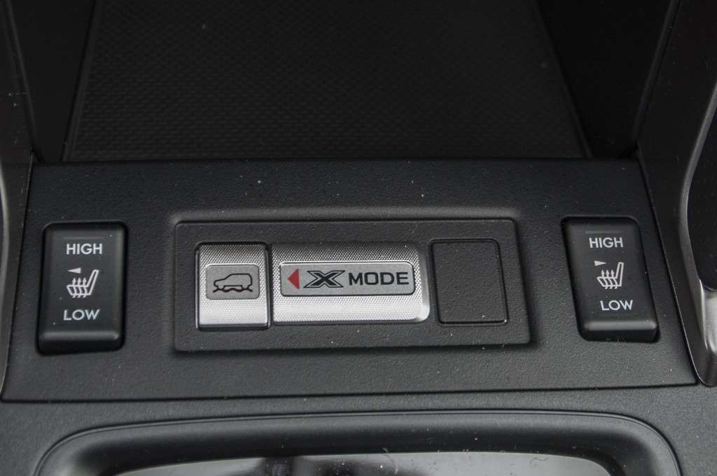 Subaru Forester 2016 X-Mode