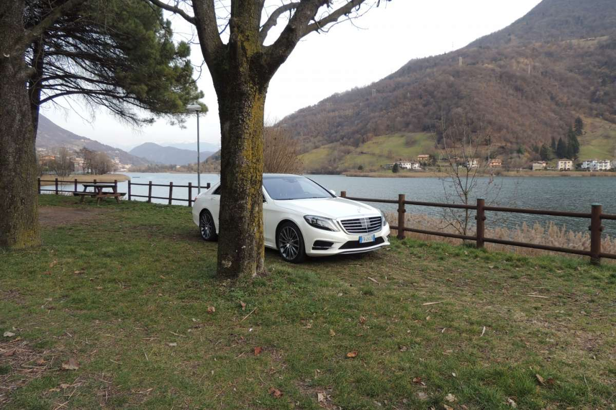 Mercedes S350d 4MATIC