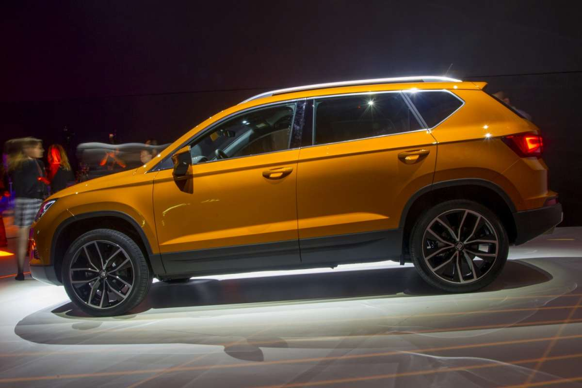 Seat Ateca laterale