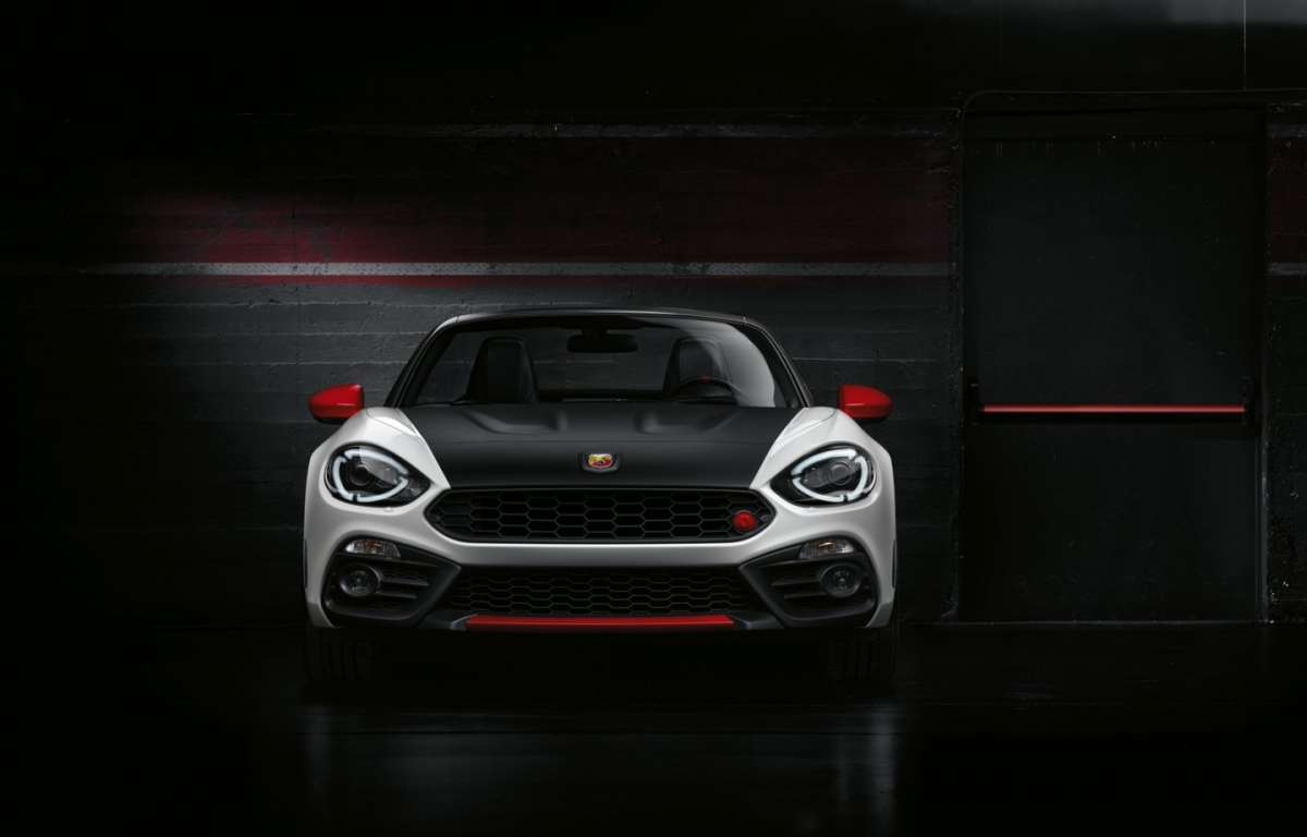 Abarth 124 Spider richiami al passato