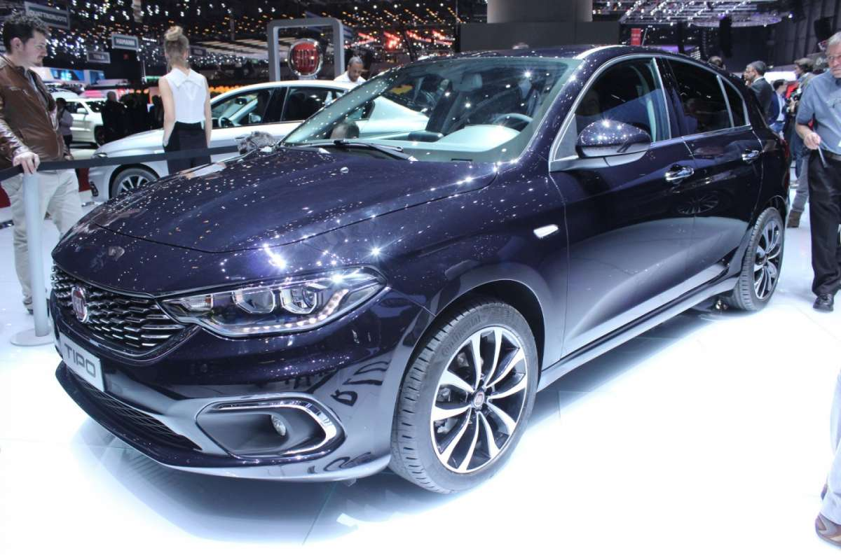 Fiat Tipo hatchback muso