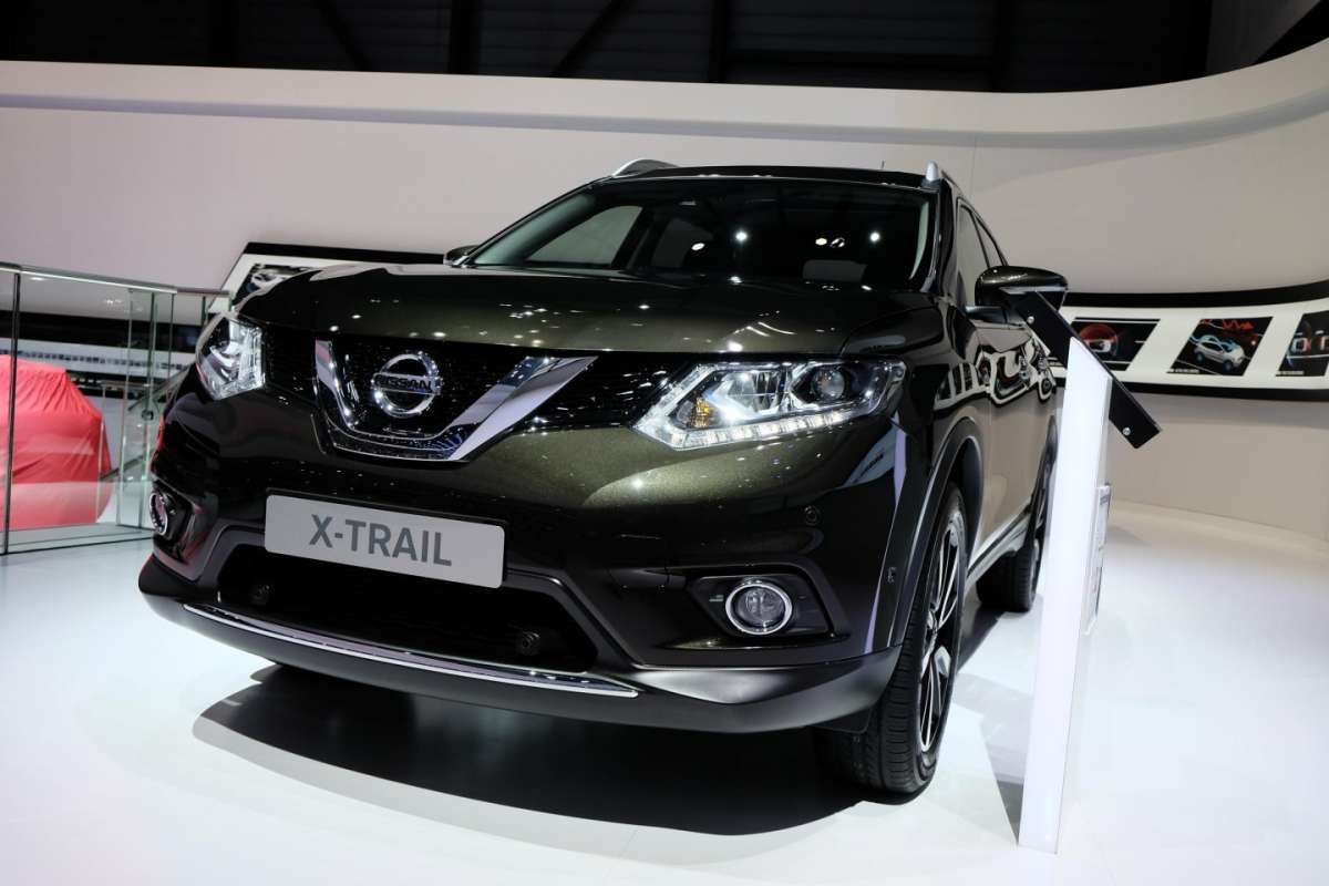 Nissan Xtrail nuovo design