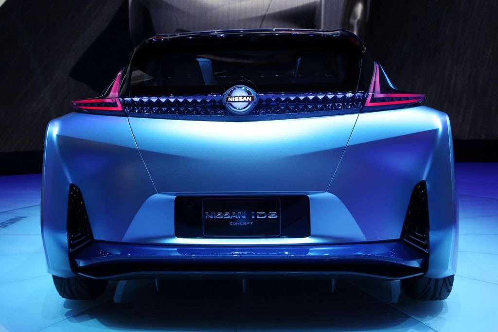 Nissan IDS concept elettrica