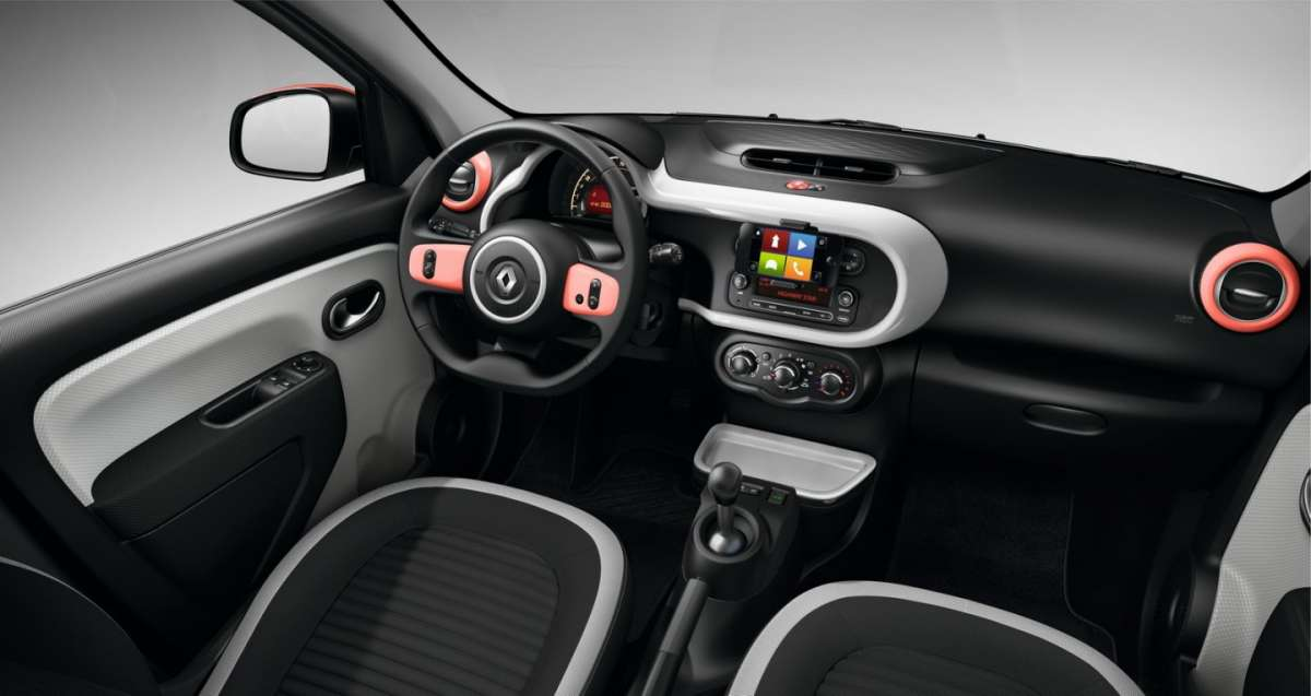 Renault Twingo Hipanema interni