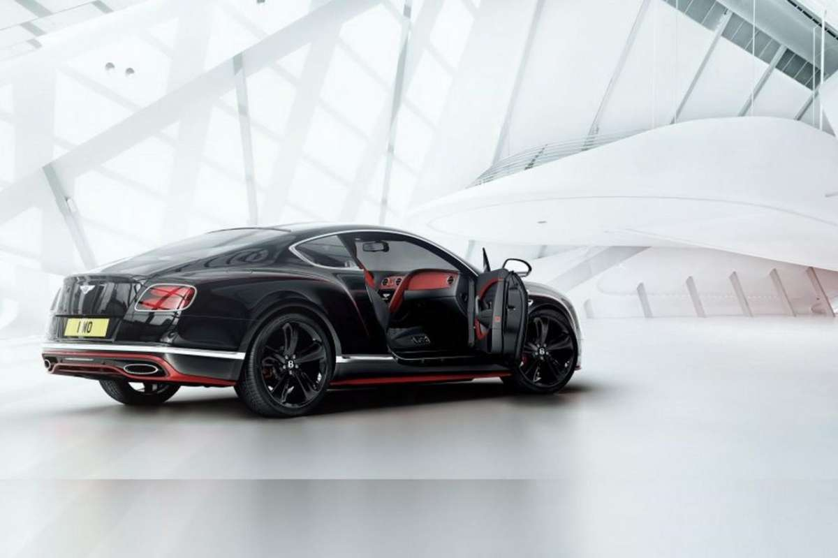 Prezzo di Bentley Continental GT Black Speed