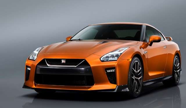 Nissan GT-R 2017 muso