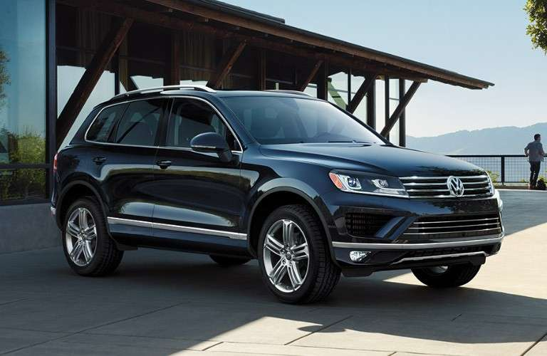 Volkswagen Touareg, nuovo restyling