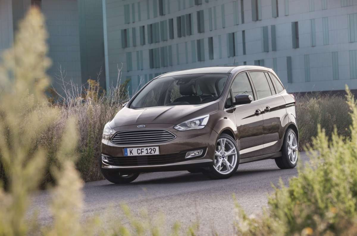 Ford C-Max restyling
