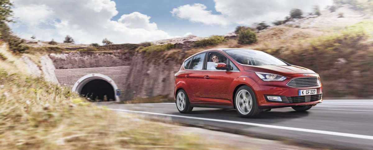 Motori Ford C-Max restyling