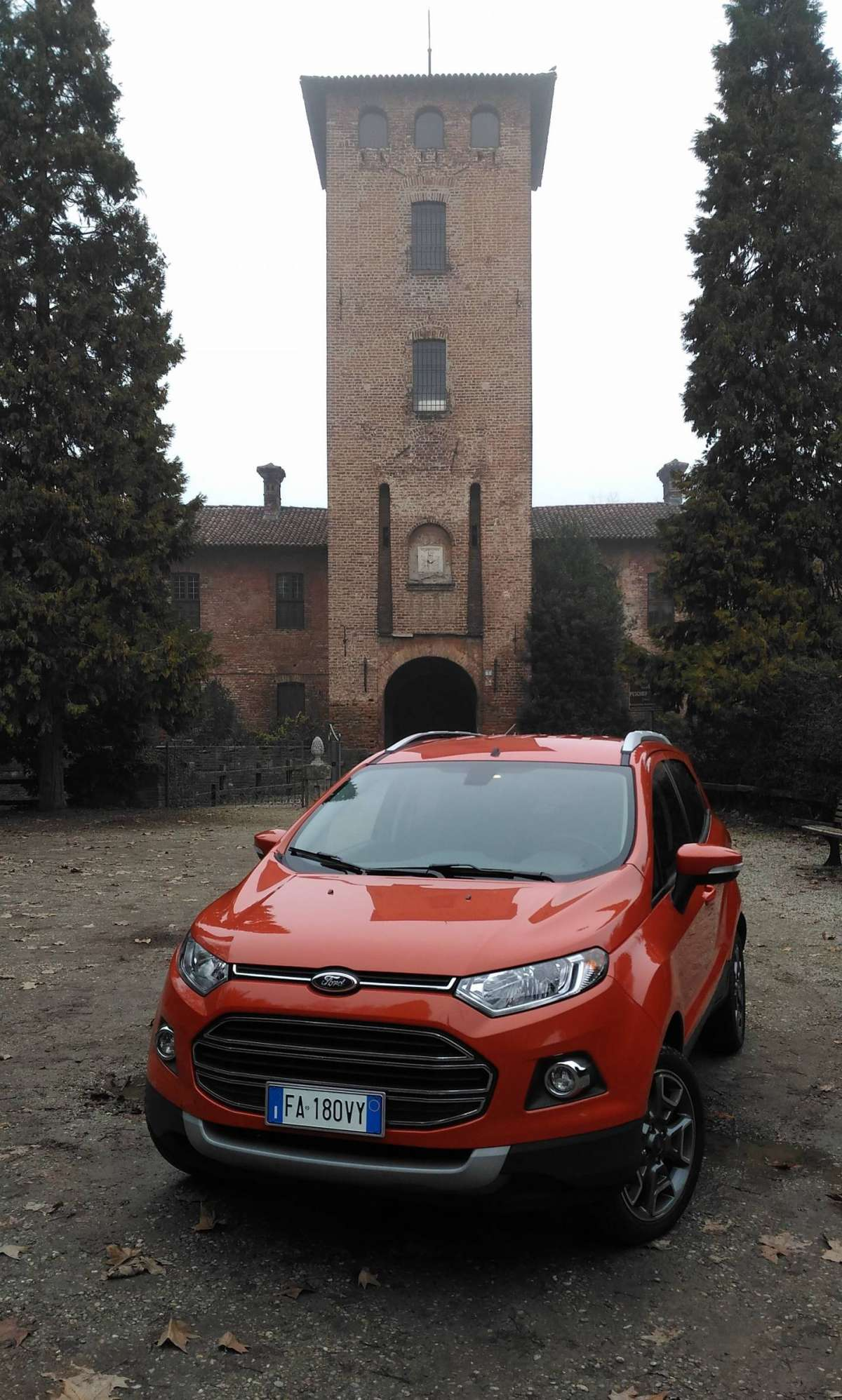 Ford EcoSport, test drive