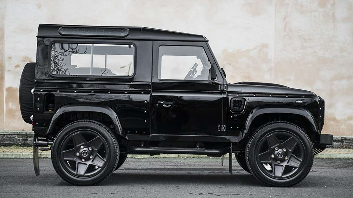 Kahn Defender The End Edition, tuning