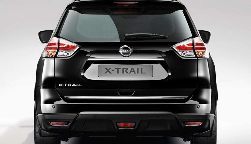 Nissan X-Trail Style Edition design