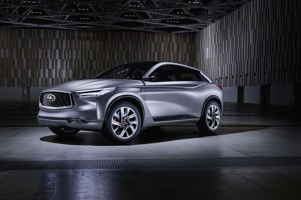 Infiniti QX Sport Inspiration design coupé
