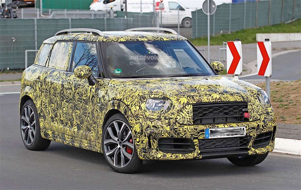 Mini Countryman JCW Nurburgring prezzo