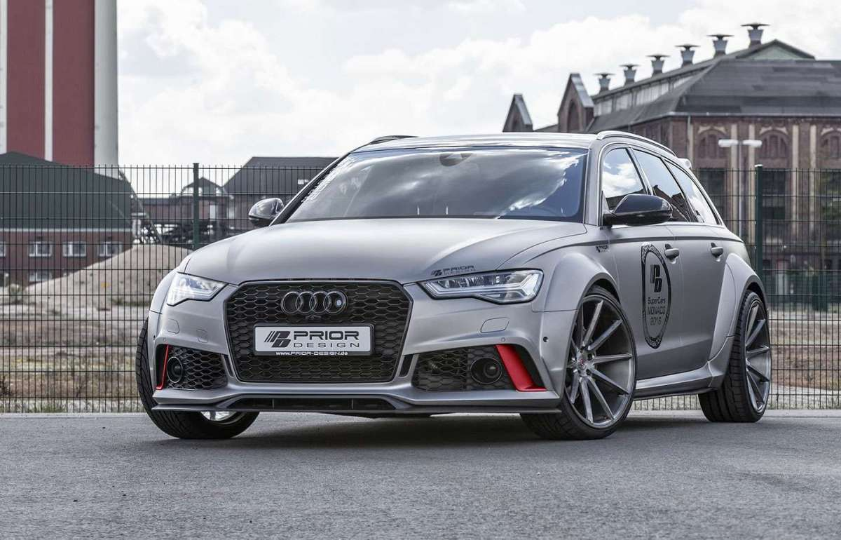Audi RS6 Avant Prior Design