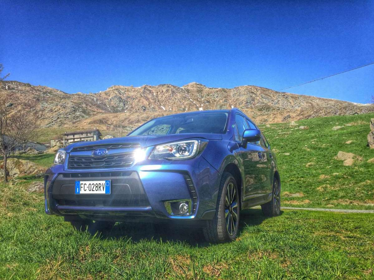 Subaru Forester 2.0d Lineartronic MY 2016