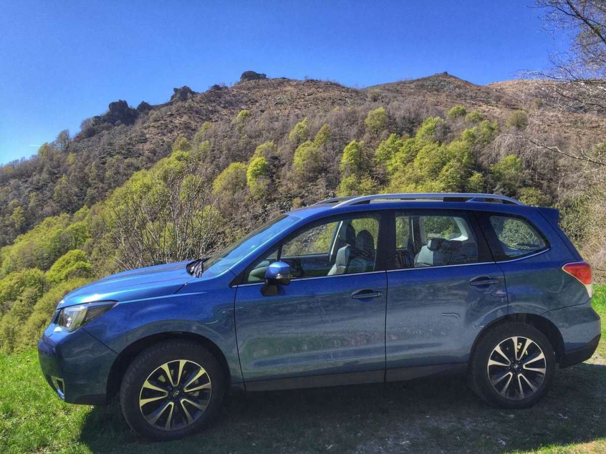 Fiancata Subaru Forester 2.0d Lineartronic MY 2016