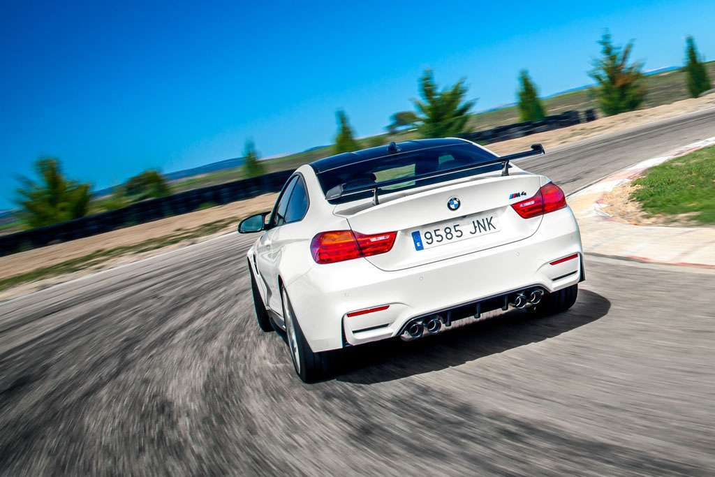 BMW M4 Competition Sport sospensioni