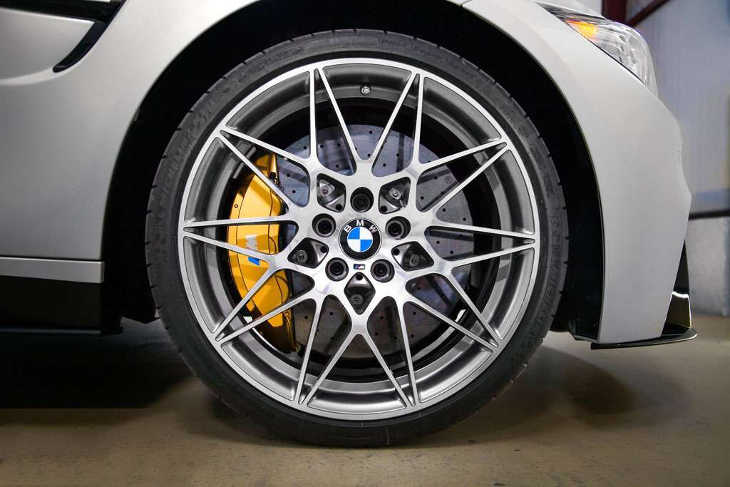 BMW M4 Competition Sport freni