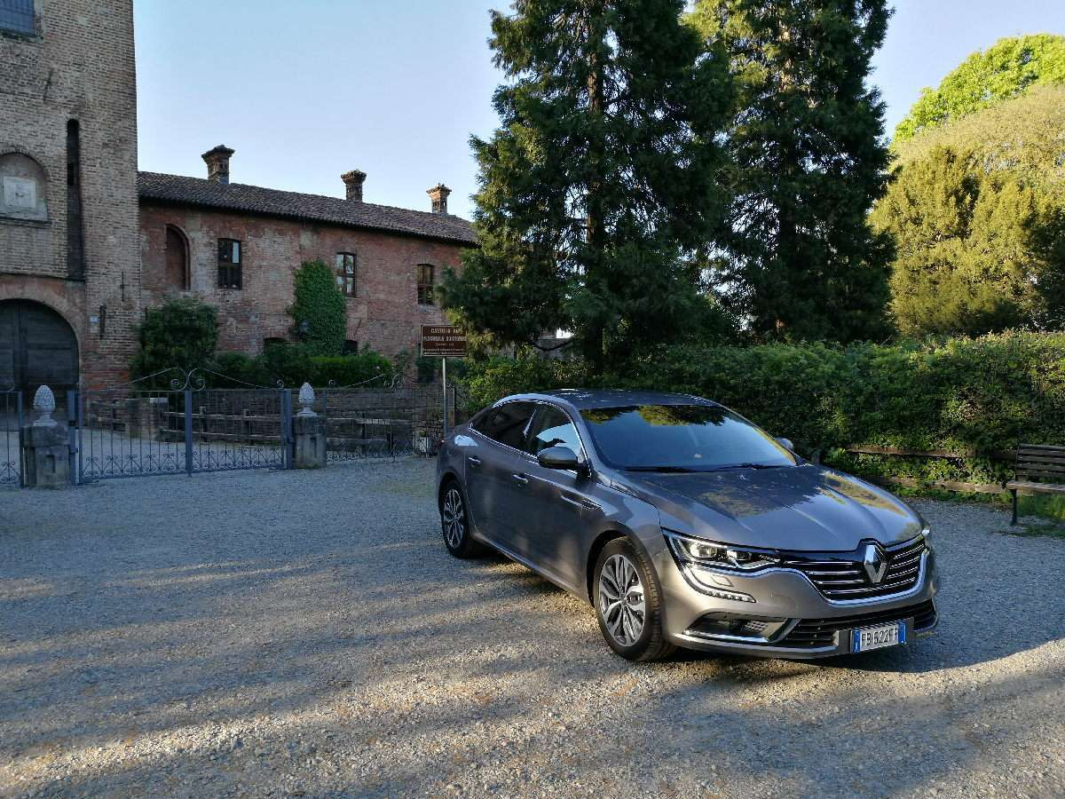 Renault Talisman laterale anteriore