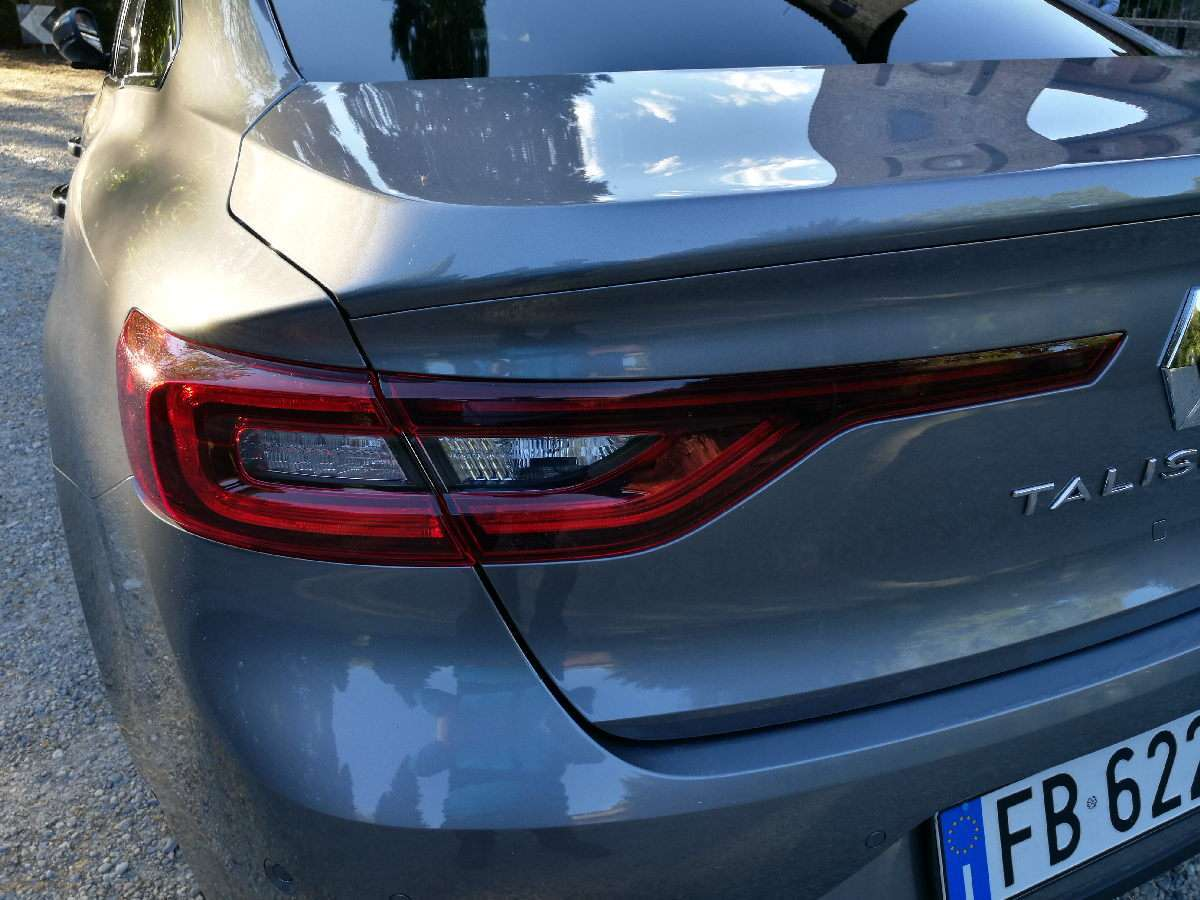 Renault Talisman fanale posteriore