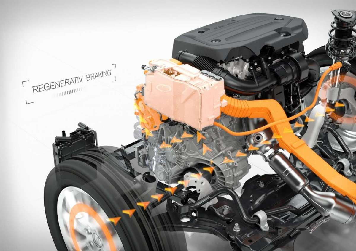 Volvo XC40 ibrida T5 Twin Engine