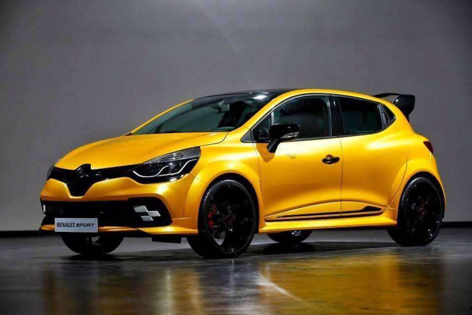 Renault Clio RS250 2016