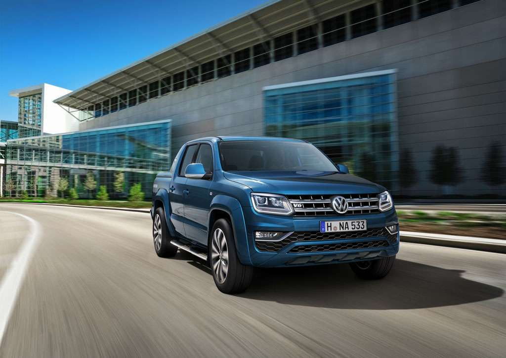 Volkswagen Amarok, pick-up premium