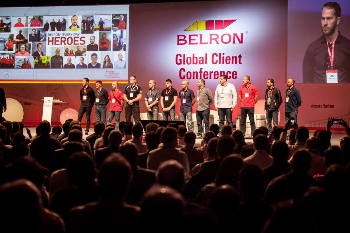 Best of Belron 2016, le conferenze