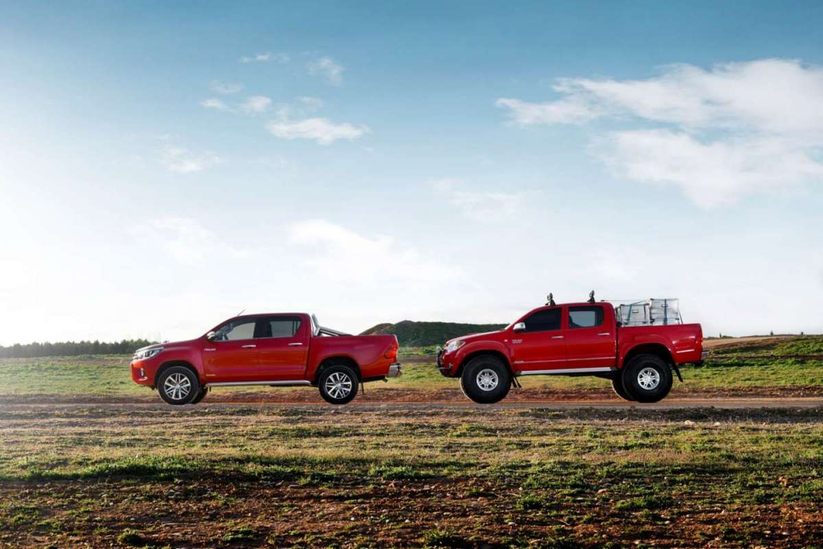 Nuovo Toyota Hilux 2016 Double Cab