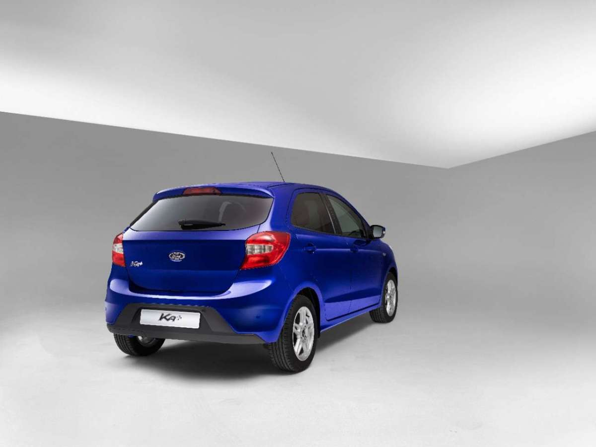 Ford Ka+ posteriore