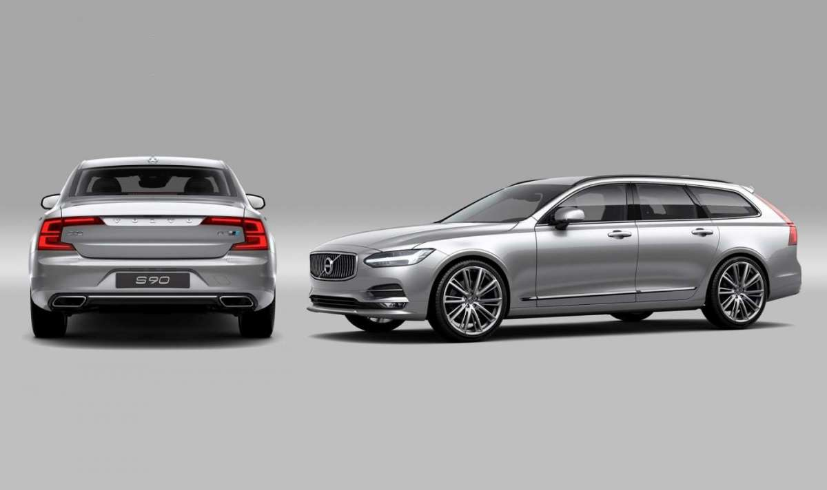 Volvo S90 e V90 Polestar Performance Optimisation estetica
