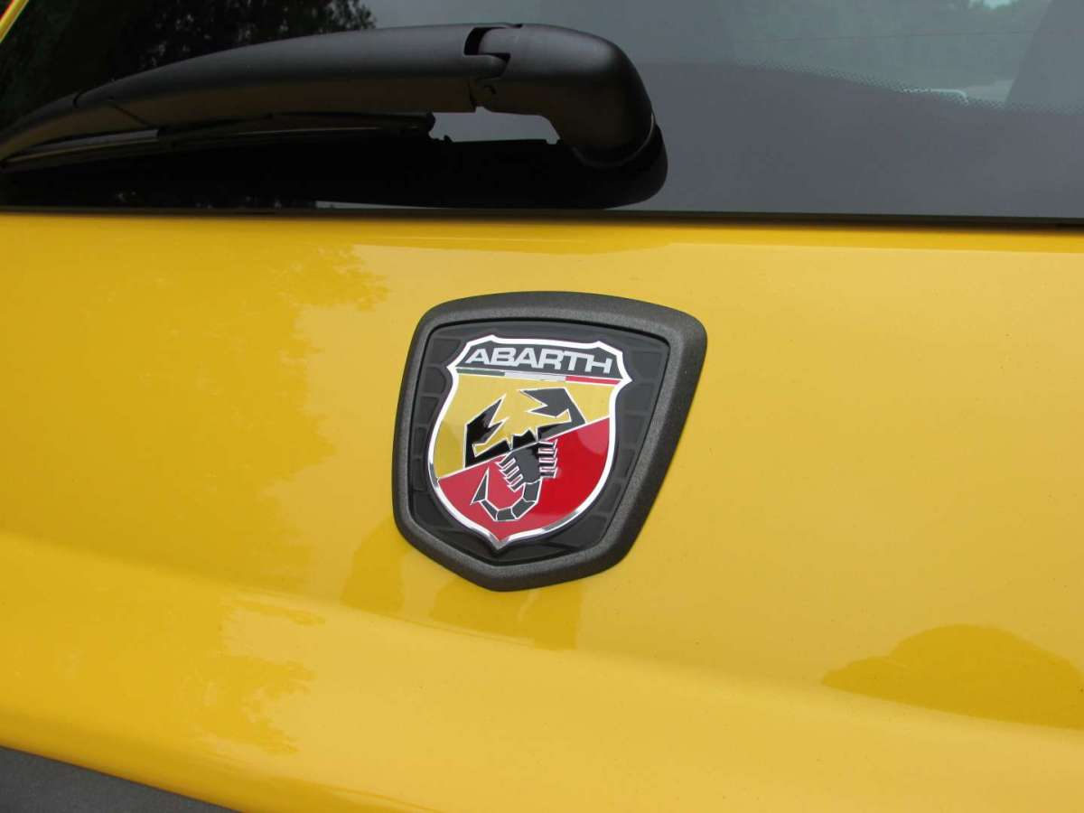 Badge Abarth