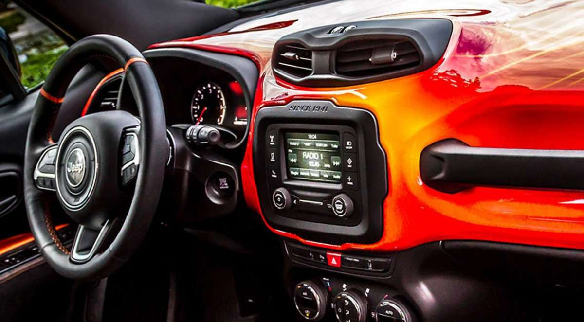 Plancia Jeep Renegade Hell's Revenge