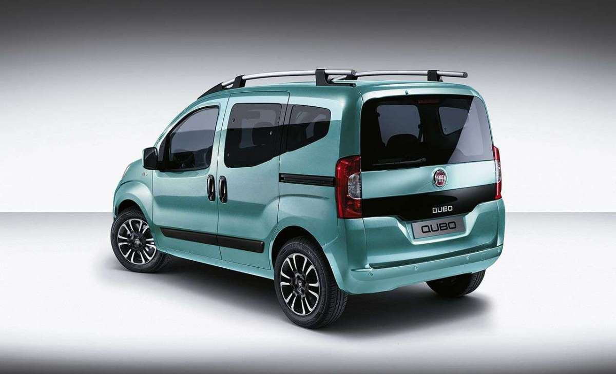 Fiat Qubo 2016 restyling
