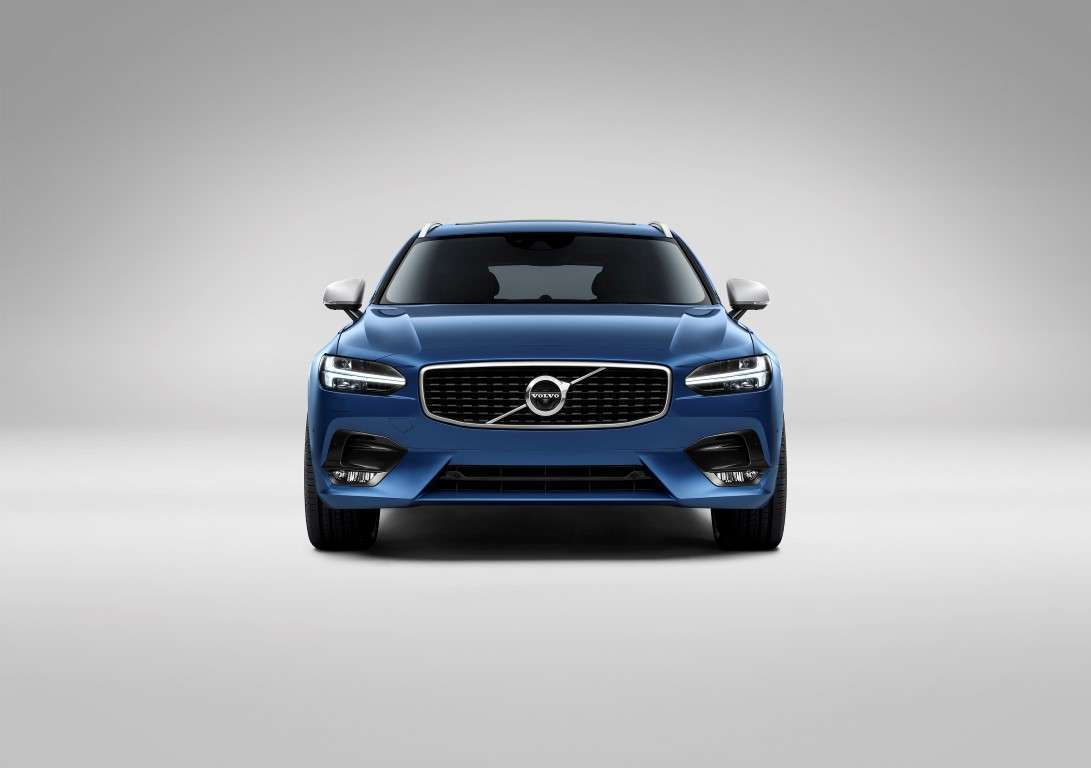 Fari full led su Volvo S90 R-Design