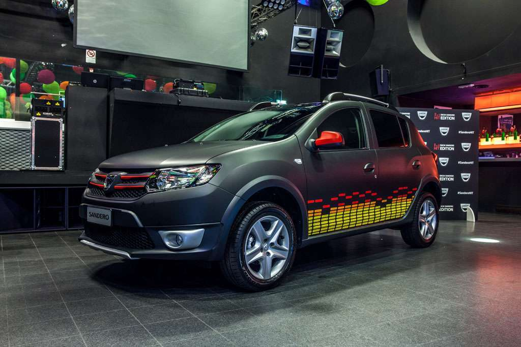 Dacia Sandero Hit Edition carrozzeria