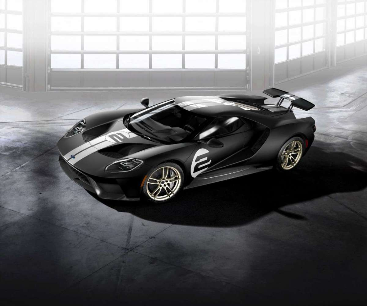 Ford GT 1966 Heritage Edition, caratteristiche