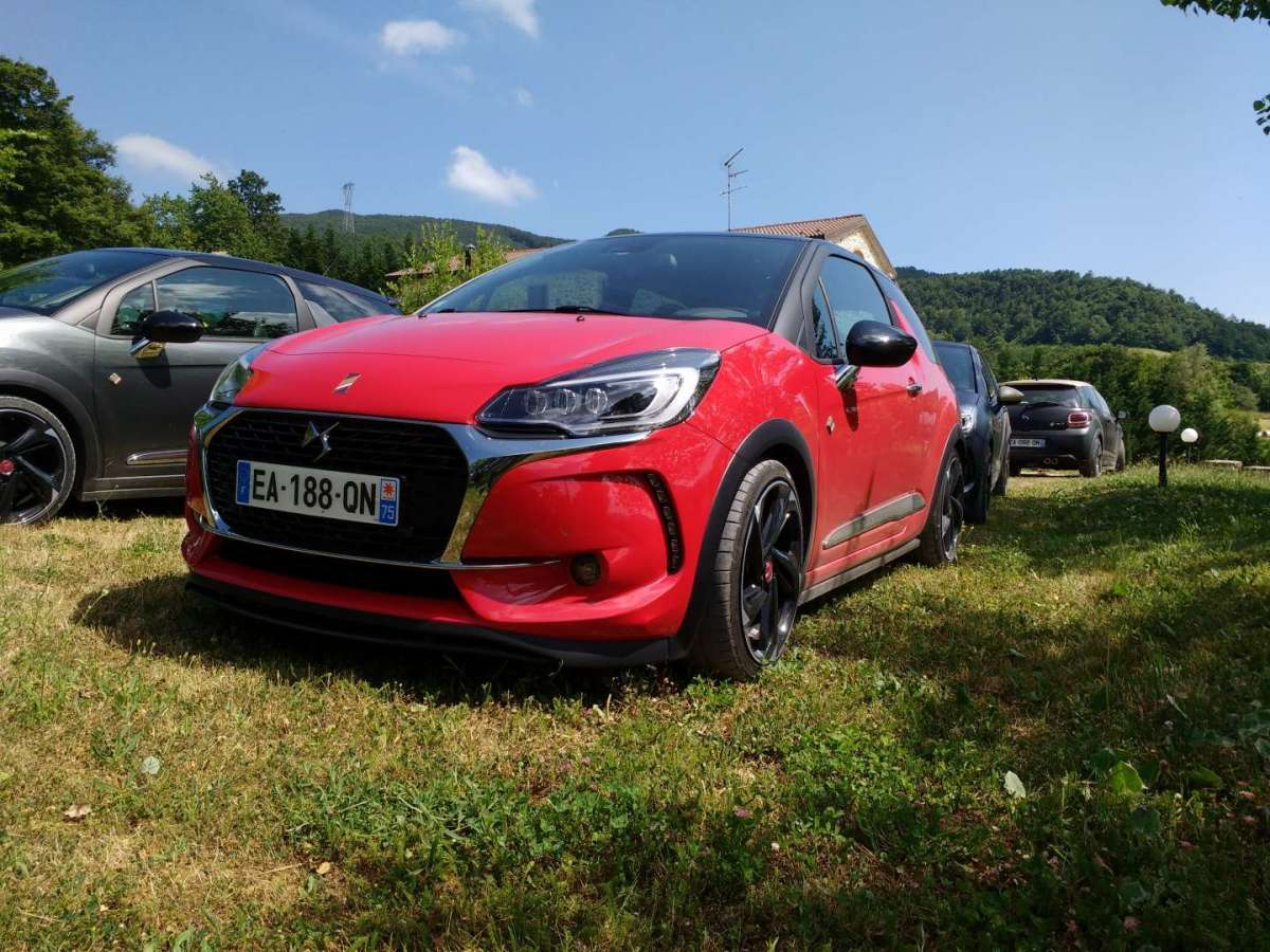 DS 3 Performance estetica