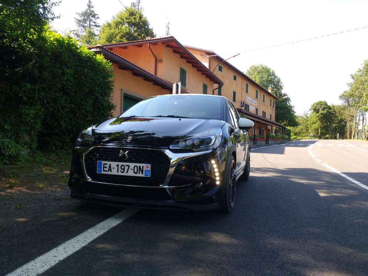 DS 3 Performance prova